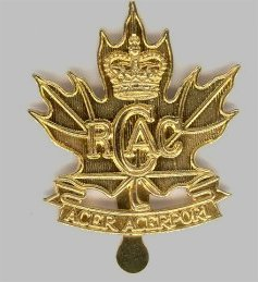 THE ROYAL CANADIAN ARMY CADETS (ENGLISH).jpg (16355 bytes)